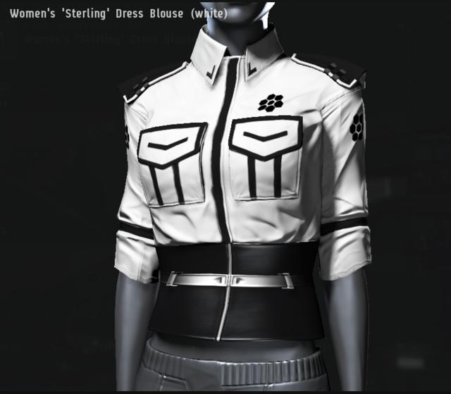 Women's 'Sterling' Dress Blouse (white).png